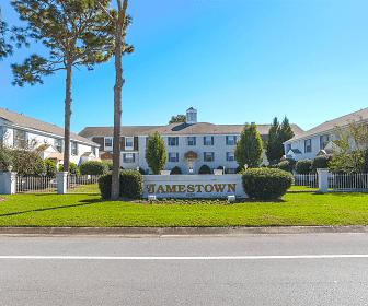 Community Signage, Jamestown Estates