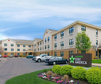 Building, Furnished Studio - Minneapolis - Airport - Eagan - South