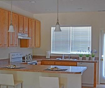 Kitchen, Hunters Glen Apartments