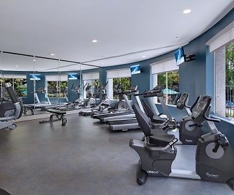 Fitness Weight Room, Canyon Crest
