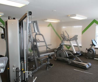 Fitness Weight Room, Ashley Station