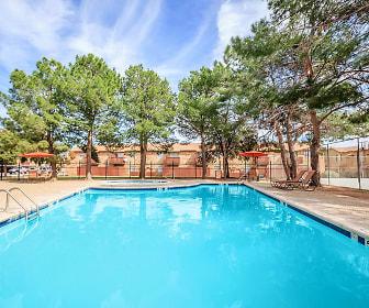 Pool, Regency Square Apartments