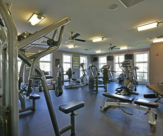 Fitness Weight Room, The Charles Bellingham