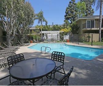 Pool, Florida Gardens