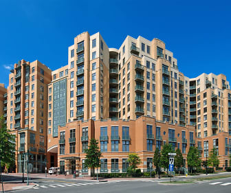 Building, Delancey at Shirlington Village