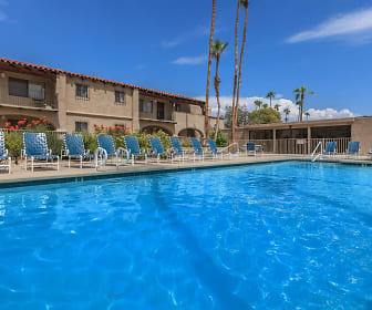 San Jacinto Racquet Club, The Movie Colony, Palm Springs, CA