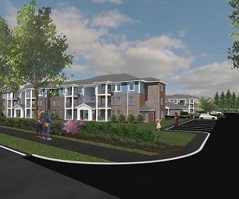 Huntington Village Apartments, Menchville, Newport News, VA