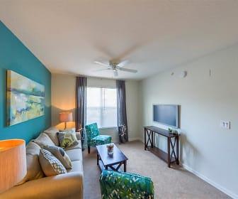 Living Room at Madelyn Oaks, Madelyn Oaks