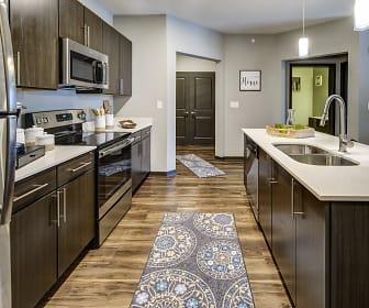 Kitchen, 306 Riverfront District