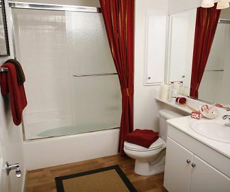 Bathroom, Woodbury Court