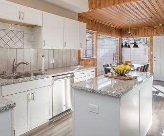 Kitchen, Kramer's House Downtown
