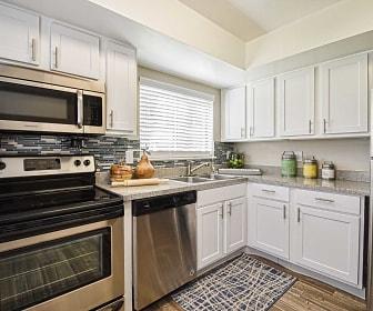 Kitchen, Verandahs at Hunt Club Apartments