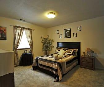 Heritage Apartments, Binford Elementary School, Bloomington, IN