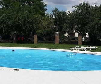 Pool, Kingshill Court