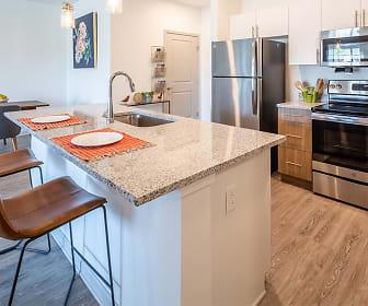 Kitchen, Winding Creek Apartments