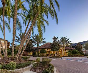 Entrance at Verano Apartments, Florida, Verano