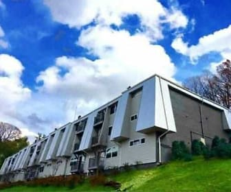 Building, Mountainside Apartments
