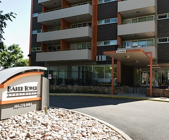 Baker Tower Apartments, Baker, Denver, CO