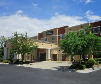 Building, Furnished Studio - Fayetteville - Cross Creek Mall
