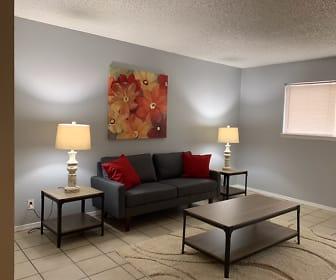 Living Room, Desert Village