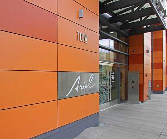 Community Signage, Ariel Luxury Rentals