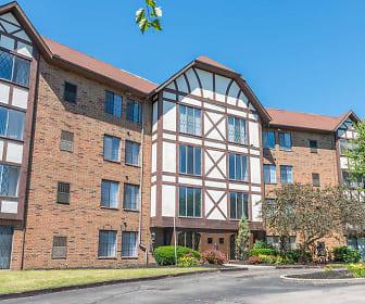 Building, Emerick Manor Apartments