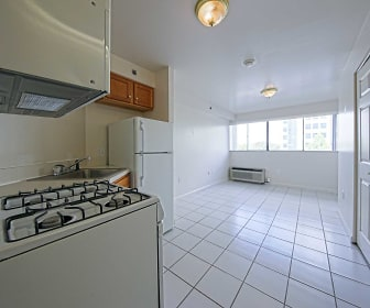 Kitchen, Capitol Towers