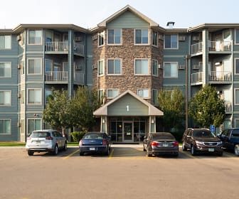 Eagle Crest Apartments, Mcvay Elementary School, Williston, ND