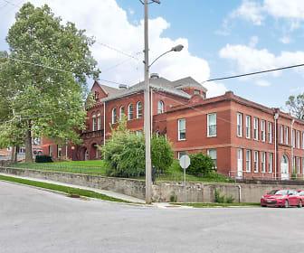 Columbian School Apartments, Blackstone, Omaha, NE