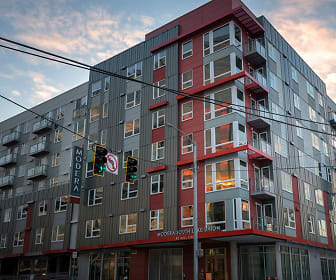 Building, Modera South Lake Union