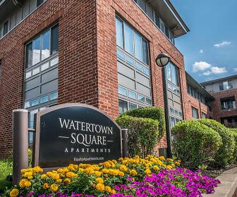 Watertown Square, Newton Corner, Newton, MA