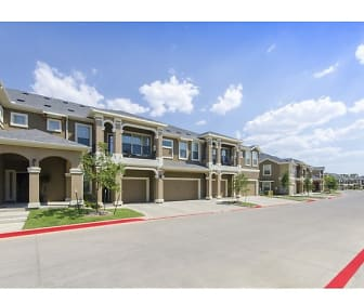Mansions on the Park, Magnolia High School, Magnolia, TX