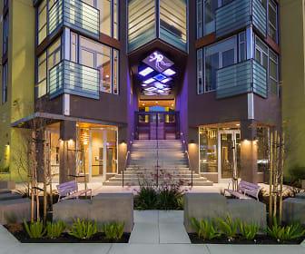 Parc on Powell, Graduate Theological Union, CA