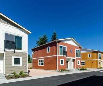 Building, Altia Apartments