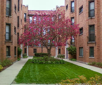 Farwell Apartments, Rogers Park, Chicago, IL