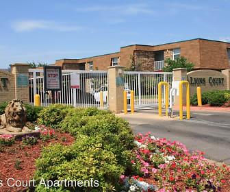 Lions Court Apartments:  1200 Thompson Road, 76301, TX