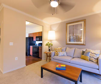 Living Room, The Point at Ashburn