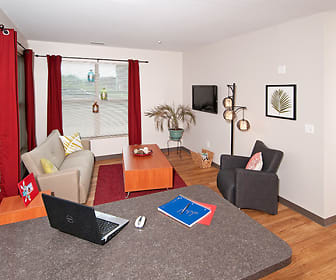College Suites at Washington Square - Per Bed Lease, Eastern Avenue, Schenectady, NY