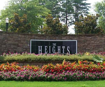 Community Signage, The Heights at Towne Lake