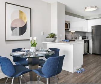 Kitchen, The Park Evanston