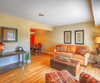 Living Room, Woodland Creek