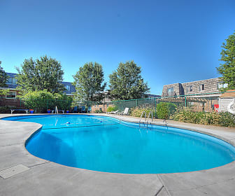 Pool, Superior Place Apartments