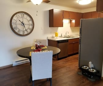 Kitchen, Woodfield Heights