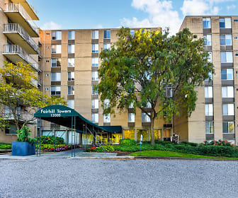 Fairhill Towers, Cleveland Heights, OH