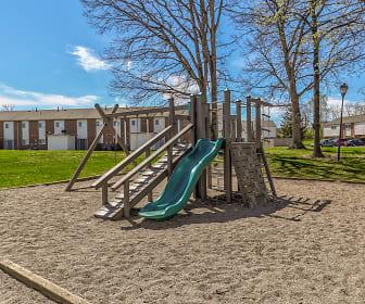 Playground, Woodmere Apartments