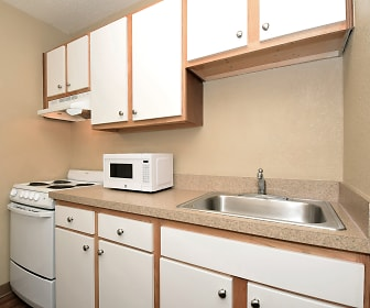 Kitchen, Furnished Studio - Jackson - East Beasley Road