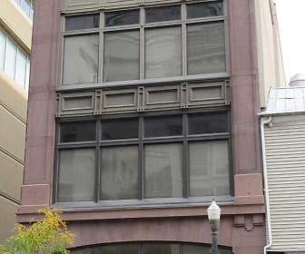 Building, Market View Apartments