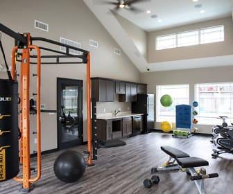 Fitness Weight Room, Autumn Ridge