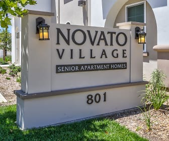 Novato Village Senior Apartments, Novato, CA