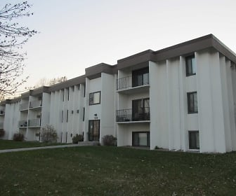 Building, Sunrise Estates
